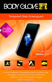 Body Glove Tempered Glass Screen guard for iPhone 7/6s